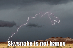 Skysnake is not happy