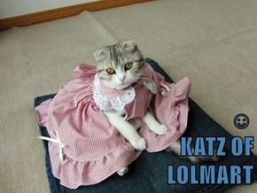 ☺                                                                                  KATZ OF                                                               LOLMART