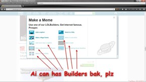 LOLBuilder FAIL!