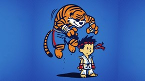 Ryu & Sagat