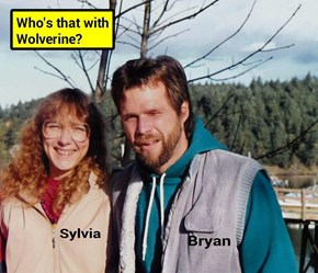 Who's that with Wolverine?