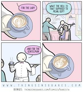Such Adorable Latte Art