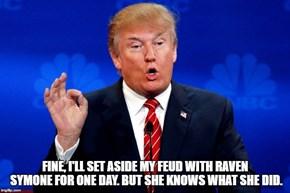 Who Said It, Jenna Maroney or Donald Trump?