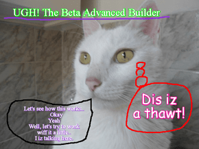 UGH! Vote for Beta Advanced