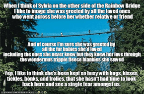 Sylvia - Across the Bridge