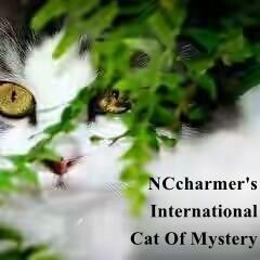 NCcharmer's                                                                                  International                                                                            Cat Of Mystery
