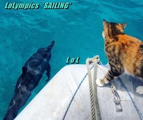 LoLympics  *SAILING* L o L