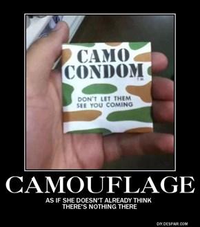 Camouflage Or Sabotage?