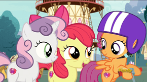 The Fault in Our Cutie Marks