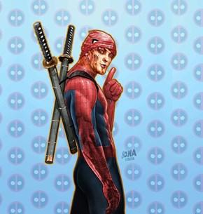 Spider-Wade