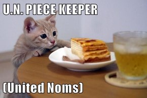U.N. PIECE KEEPER  (United Noms)