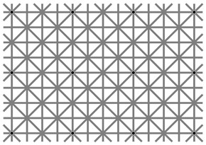 This Optical Illusion Will Drive You Crazy Trying to See All 12 Dots at Once