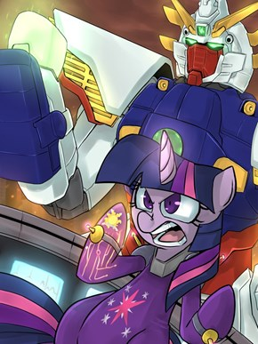 Sparkling Gundam