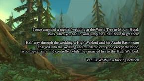 Vanilla WoW In a Nutshell