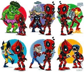 Deadpool the Trollvenger
