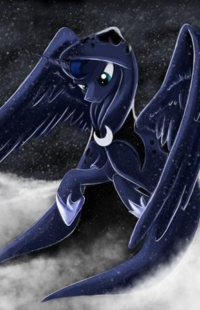 Nightmare Luna