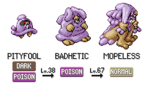 Someone Designed the Worst Pokemon Ever, and It's Amazing