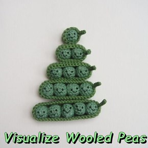 Visualize Wooled Peas