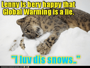 Global Warming exposed..