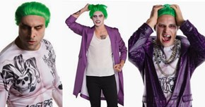 "These Terrible Jared Leto Joker Costumes Are Worse Than Jared Leto's ""Method"" Acting"