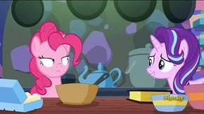 Even When Hypnotized, Pinkie Knows Bulls*** When She Hears It.