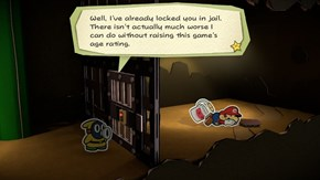 Paper Mario: Color Splash's Sense of Humor Is on Point.