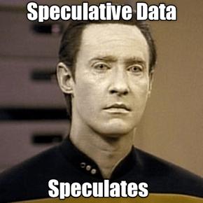 Speculative DAta