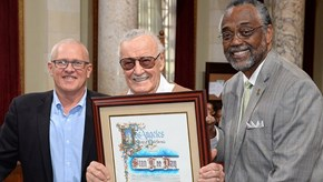 Los Angeles Declares October 28th to be Stan Lee Day