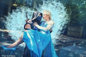 Looks Like Sub-Zero Managed To Find True Love, After All...