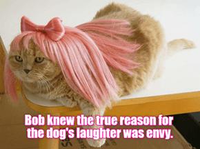 Of course, Bob