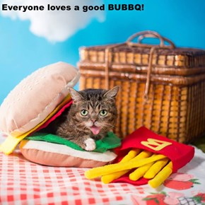 Ai can haz Bubba love?
