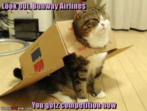 Maru Airways is taking off!