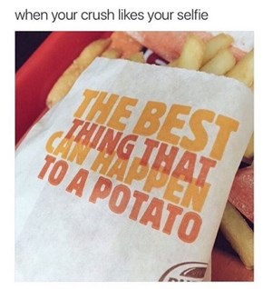 Such a Lucky Spud