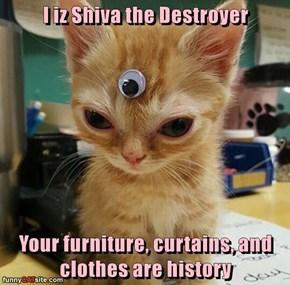 I iz Shiva the Destroyer