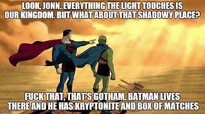 Never Go to Gotham