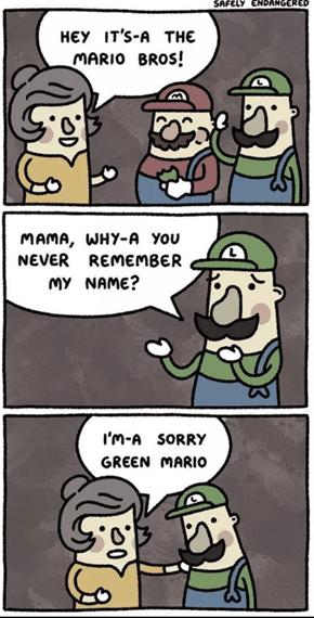 Nobody Remembers Luigi
