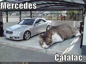 Mercedes  Catalac