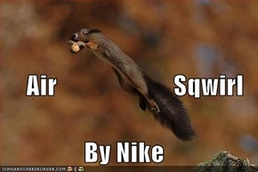 Air                       Sqwirl By Nike