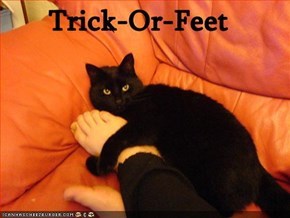 Trick-Or-Feet