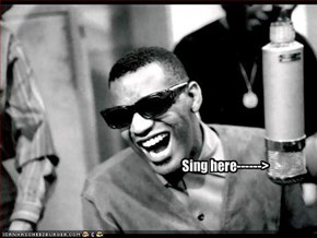 Sing here------>