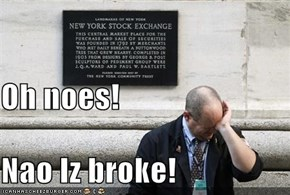 Oh noes!  Nao Iz broke!