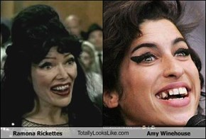 Ramona Rickettes TotallyLooksLike.com Amy Winehouse