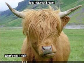 long lost Jonas Brother