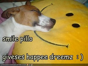 smile pillo