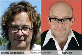hugh fearnley-whittingstall TotallyLooksLike.com harry hill
