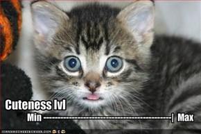 Cuteness lvl