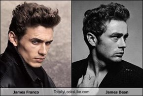 James Franco TotallyLooksLike.com James Dean
