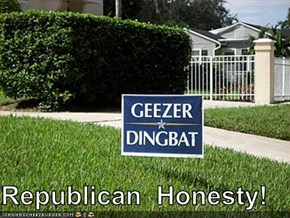 Republican  Honesty!