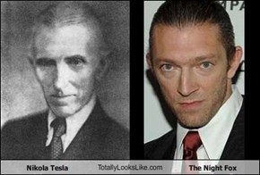 Nikola Tesla TotallyLooksLike.com The Night Fox