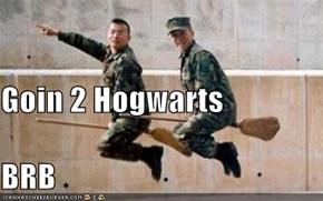 Goin 2 Hogwarts BRB